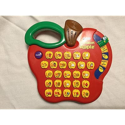 Apple Shaped Electronic Pad: Toys & Games