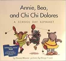 ANNIE, BEA, AND CHI CHI DOLORES