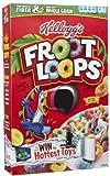 Kellogg's Froot Loops Froot Loops Cereal - 17 oz