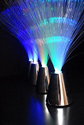 Richland Fiber Optic Centerpiece 13""