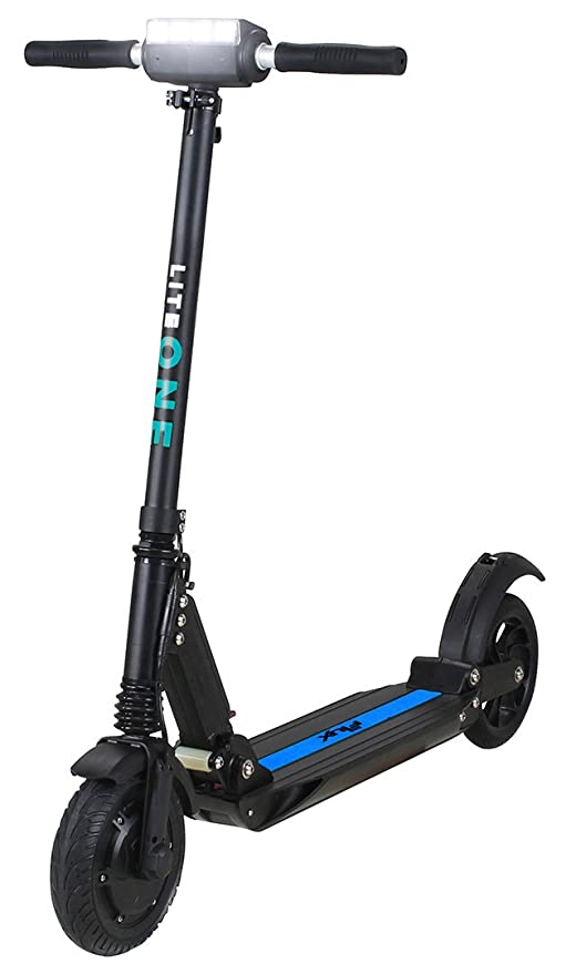 Test eFlux Elektroroller Scooter Lite One