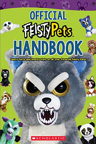 Official Handbook (Feisty Pets)