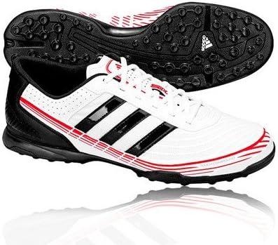 adidas Adi 5 X Astro Turf Football Boots 8 White: Amazon