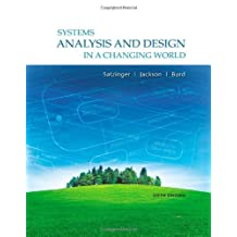 Systems Analysis and Design in a Changing World (with CourseMate Printed Access Card, Microsoft Proj: Written by John W. Satzinger, 2011 Edition, (6th Edition) Publisher: Course Technology [Hardcover]