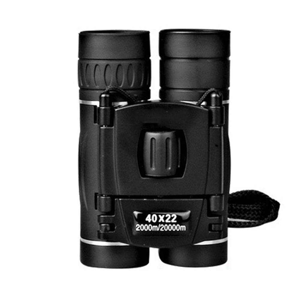 YLHLZZ Telescope for Kids Binoculars for HD Compact Folding Binoculars Telescope with Waterproof for Adults/Kids/Outdoor - Best Gifts by YLHLZZ