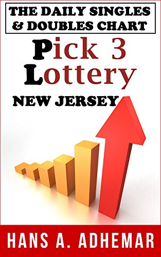 The daily singles & doubles chart: Pick 3 lottery (New Jersey)