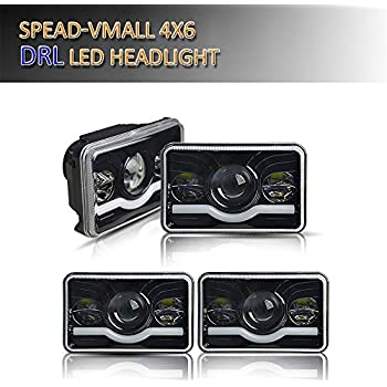 Amazon Com Ge Lighting H4656ho Halogen Headlight Automotive