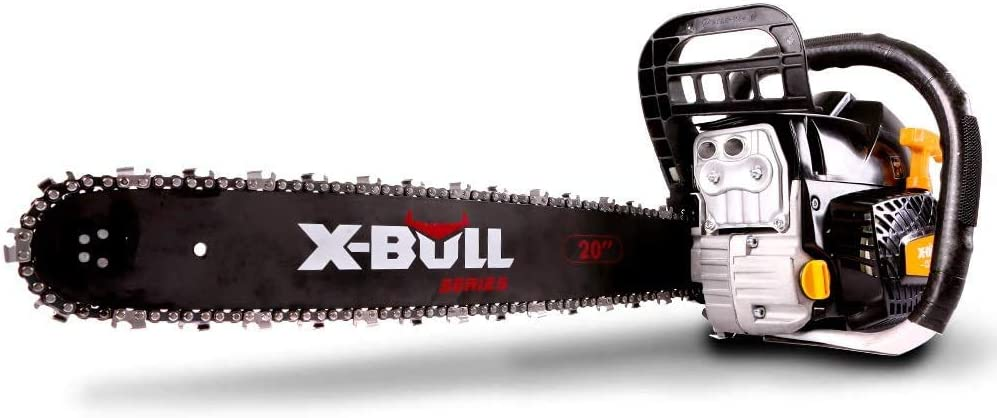X-Bull 20 Inch 58cc Gas Chainsaw