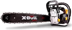 xbull 20-Inch Gas Powered Chain Saw 58cc