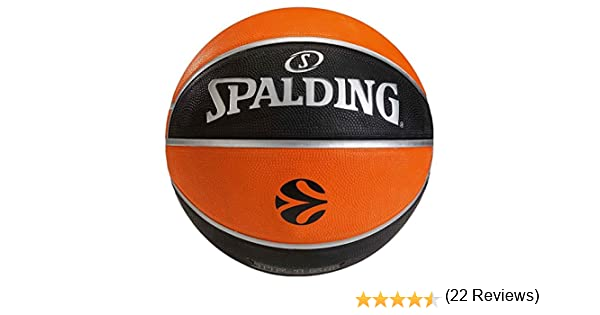 Spalding EUROLEAGUE TF150 Outdoor SZ.5 (73-984Z) balón de ...