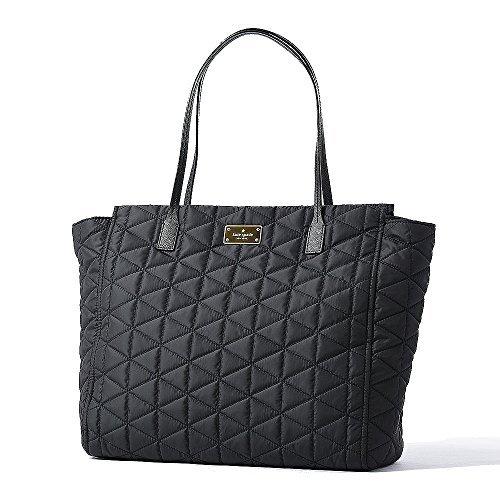 Kate Spade Blake Avenue Quilted Taden Handbag Tote Black