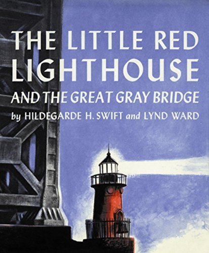 (The Little Red Lighthouse and the Great Gray Bridge by Hildegarde H. Swift)