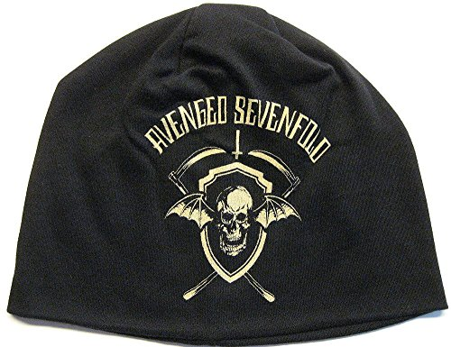 Sevenfold Hat Discharge Shield Gorro Beanie Avenged B7qHwdH