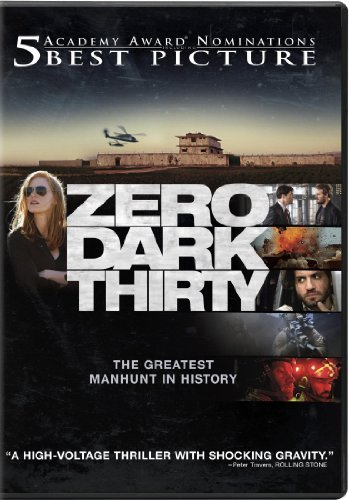Zero Dark Thirty (Widescreen Edition) by Sony Pictures Home Entertainment (Sony Pictures Home Entertainment)