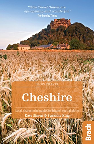 Cheshire (Bradt Slow Travel)