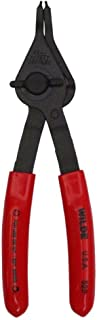 product image for Wilde Tool 528 6 inch Convertible Internal External Retaining Ring Pliers with .047 Straight Tips