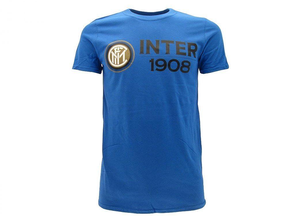 T-shirt Ufficiale Inter Nuovo Logo 2017 Internazionale Prodotto Ufficiale