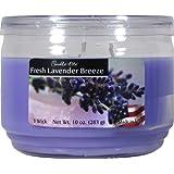 Candle Lite 1879-404 Fresh Lavender Breeze
