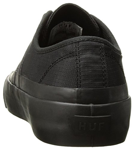 2 Hupper Black LO Parent Skate Men's Shoe HUF Black wzR766