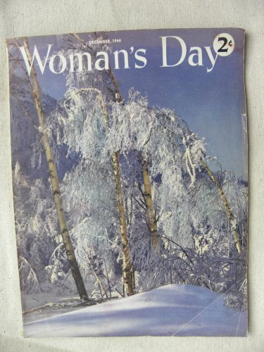 Woman's Day December, 1944