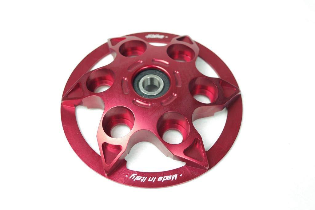 Kbike Kupplung KupplungsdruckplatteTwister in diversen Farben f/ür Ducati rot