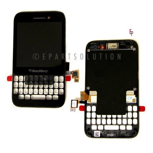 014e6557597 Image Unavailable. Image not available for. Color: ePartSolution-BlackBerry  Q5 LCD Touch Screen Digitizer Assembly ...