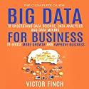 Big Data For Business: Your Comprehensive Guide to Understand Data Science, Data Analytics and Data Mining to Boost More Growth and Improve Business - Data Analytics Book, Series 2 Audiobook by Victor Finch Narrated by John Fehskens