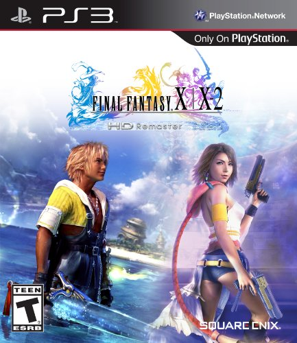 Final Fantasy X X-2 HD Remaster  Standard Edition - PlayStation - Promotions Kaleidoscope