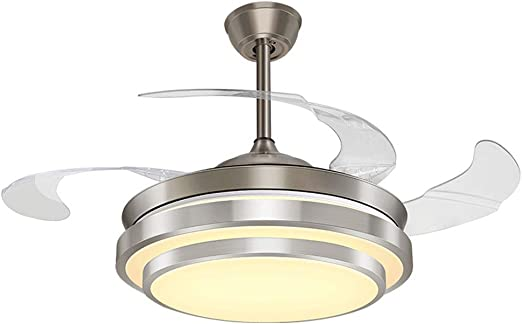 Ceiling fan light Ventilador de Techo luz Ventilador luz Invisible ...