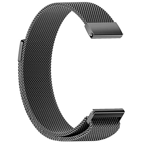 (Redvive Top Milanese Magnetic Loop Stainless Steel Smart Watch Band for LG Watch Urbane W150)