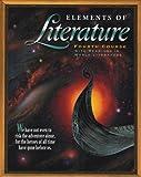 Elements of Literature, Grade 10, Holt, Rinehart and Winston Staff, 0030672821