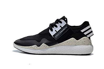 d5f30930aef4 Adidas Y-3 RETRO BOOST womens (USA 7.5) (UK 6) (EU 39)  Amazon.co.uk ...