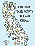 Search : California Travel Activity Book and Journal