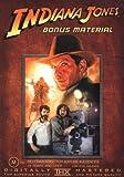 Indiana Jones Bonus material DVD