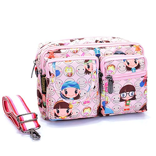 Sincere® Taschen / Messenger bag / Outdoor-Sporttasche-8