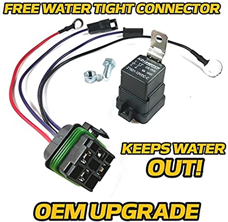 Surprising Amazon Com Hd Switch John Deere Am107421 Starter Relay Kit Am107421 Wiring Cloud Geisbieswglorg