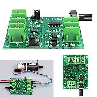 5V 12V Brushless DC Motor Driver Controller Board for /'Hard Drive Motor 3//4 W/_MA