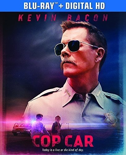 Blu-ray : Cop Car (Ultraviolet Digital Copy, Snap Case, Slipsleeve Packaging, Digital Copy, Digitally Mastered in HD)