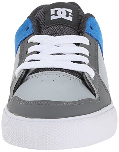 DC CHASE B SHOE XSSB - Zapatillas para niños Mehrfarbig (GREY/GREY/BLUE-XSSB)