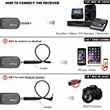 Wireless Headset Lavalier Microphone System
