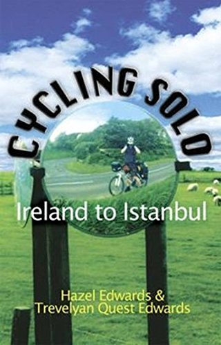 Download Cycling Solo: Ireland to Istanbul pdf epub