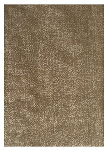 Woven Straw Textured Solid Pattern Indoor/Outdoor Flannel Backed Vinyl Tablecloth, 70