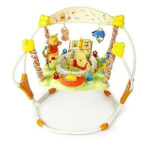 Amazon Com Disney Winnie The Pooh Bouncy Activity Jumper Baby