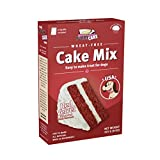 Puppy Cake Wheat-Free Red Velvet Cake Mix and Frosting Mix for Dogs