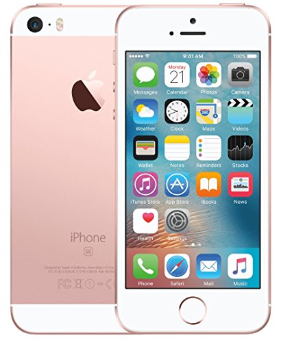 Iphone Se Rose Gold 16Gb   T Mobile