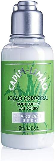 Loção Desodorante Corporal Capim-Limão 50ml L'Occitane au Brésil 50ml