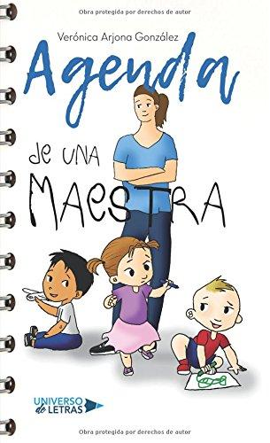 Agenda de una maestra (Spanish Edition)