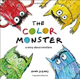 The Color Monster: A Story About Emotions