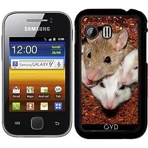 Funda para Samsung Galaxy Y (S5360) - Ratones Lindos by UtArt