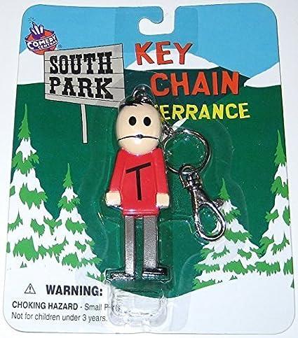 Amazon.com: South Park Terrance Llavero: Toys & Games